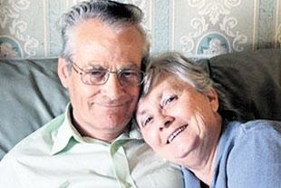 DIED: Anthony and Pamela Adams of Newport were killed in the M5 crash in 2011