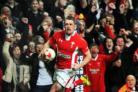 GLITTERING CAREER: Shane Williams