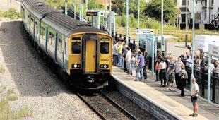 Calls for improved Ebbw valley service in wake of electrification plans