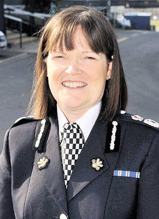 FIVE MINUTES WITH: Carmel Napier Chief Constable of Gwent