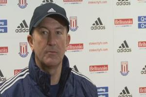 Tony Pulis parts company with Stoke City