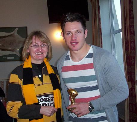 December 2011 Player of the Month