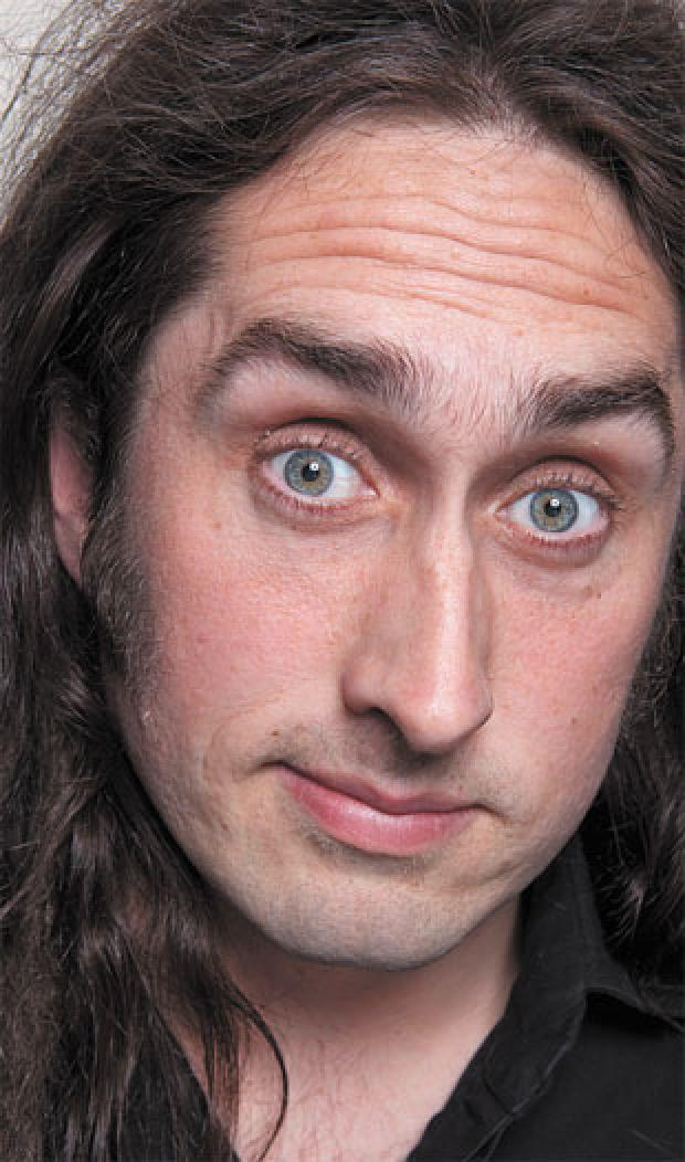 STAND-UP: Ross Noble