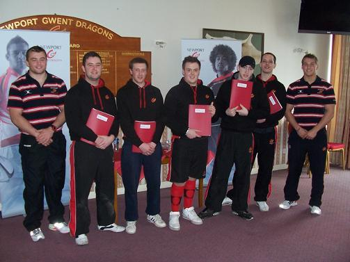 Prince's Trust make a real impact at Rodney Parade
