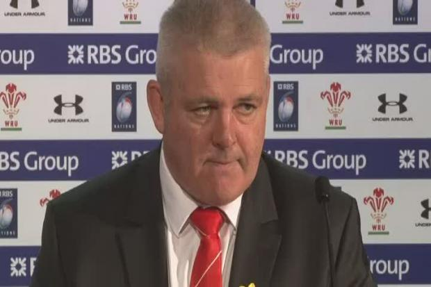 South Wales Argus: Gatland confirmed as Lions boss