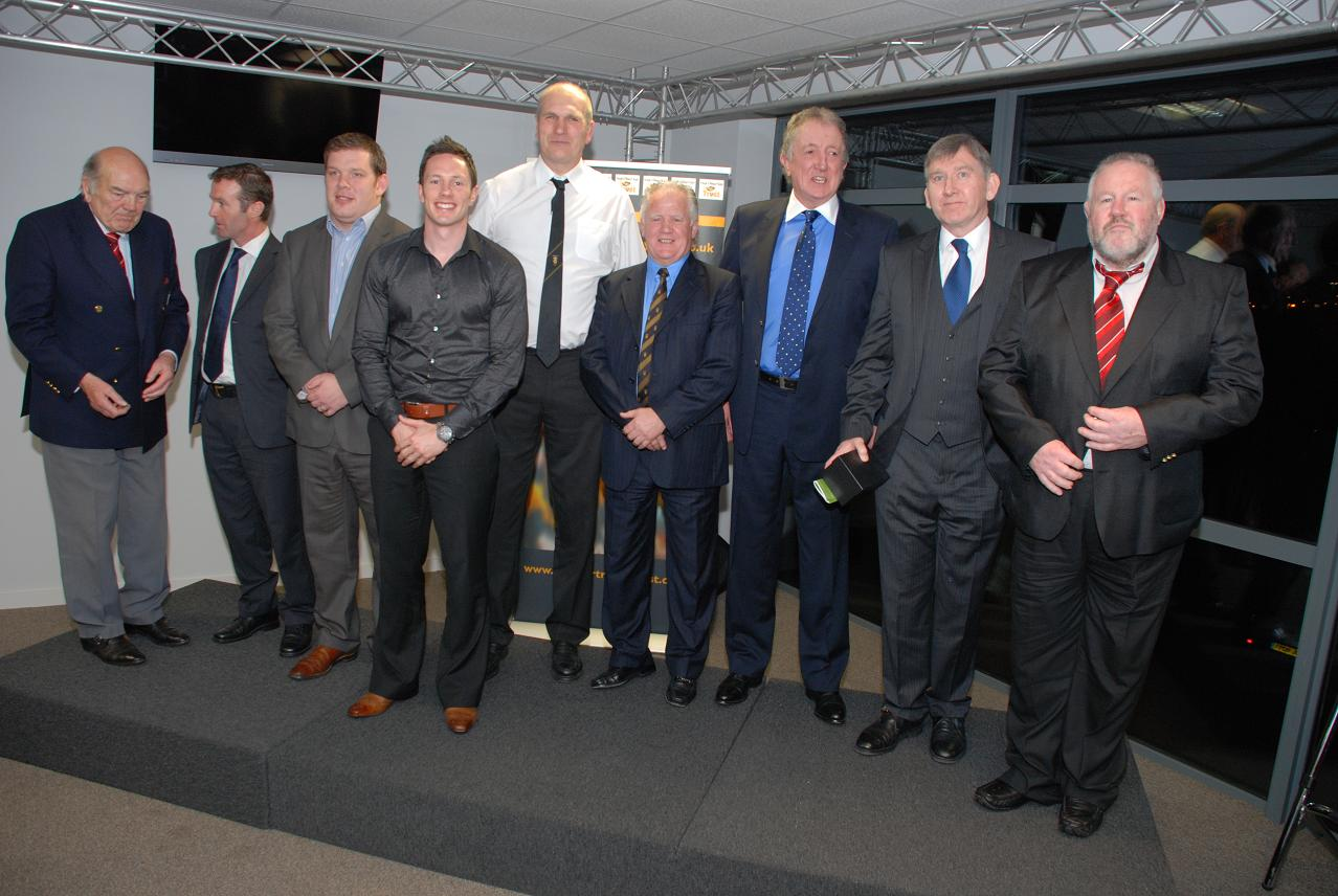 Newport RFC - Hall of Fame review