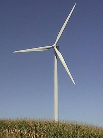 Plan to site three wind turbines near Undy
