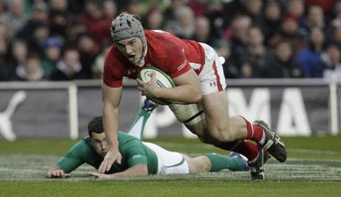 Follow Wales v Ireland with the Argus