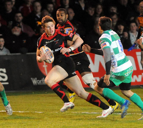 Bedwas hope to help duo shine for Dragons