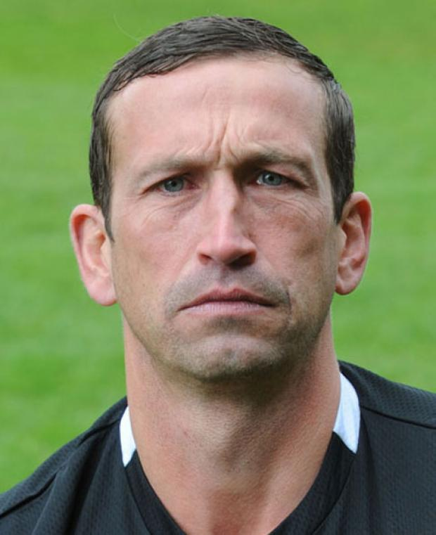 DIFFERENT APPROACH: County boss Justin Edinburgh