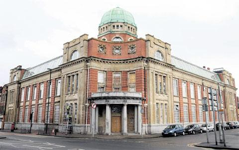 SELLING WELL: Newport's restored and converted former art college