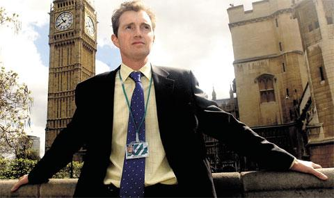 South Wales Argus: 'TRIAL A WASTE OF TIME': Monmouth MP David Davies