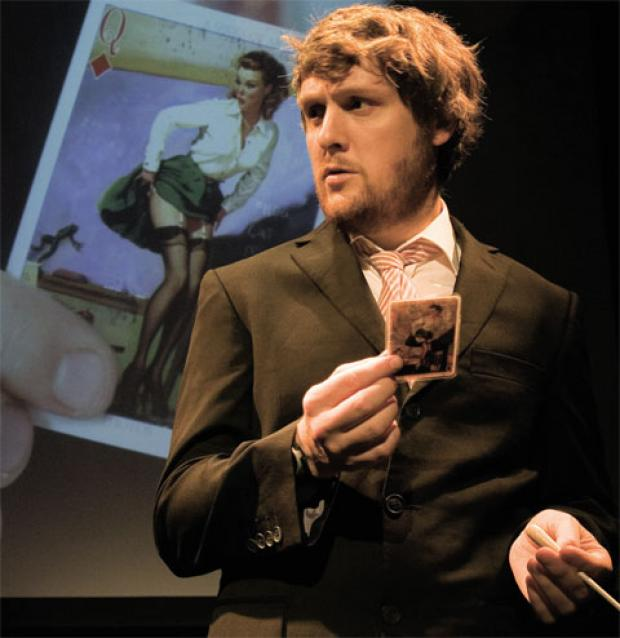 STAR OF THE FUTURE: Tim Key