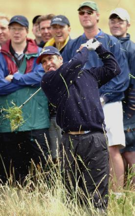 Ryder Cup captain Jose Maria Olazabal will be at the Celtic Manor this week