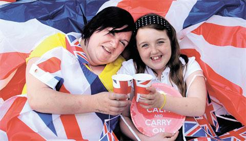LIVE BLOG: Follow all the Jubilee news in Gwent