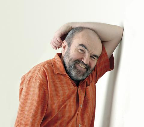 Andy Hamilton will tour with his Hall of Doom show
