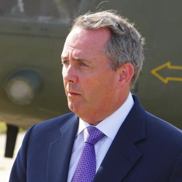 Former defence secretary Dr Liam Fox says the Government should not be distracted by same-sex marriage