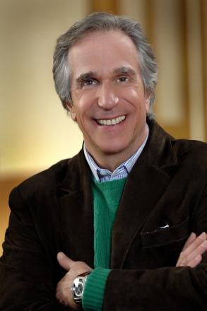 SCHOOL TALK:  Henry Winkler
