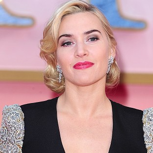 Kate Winslet is surprised but proud to have been awarded a CBE in the Queen's Birthday Honours List