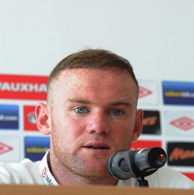 Wayne Rooney is excited about playing for England again