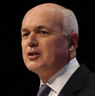 Work and Pensions Secretary Iain Duncan Smith has branded the current rules