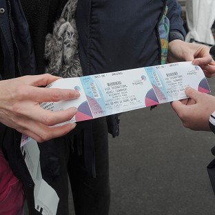 The IOC is investigating after claims tickets for the London Olympics have been mis-sold