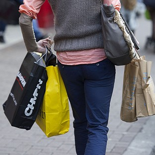 Last month saw a drop in consumer spending power, according to a new report