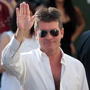 Simon Cowell and Hitler have the most recognisable faces, a survey f