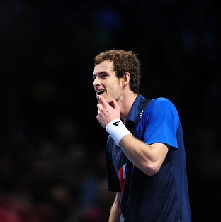 Andy Murray says he once woke from a dream thinking he had won a grand slam event