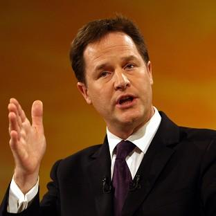 Nick Clegg says he was not consulted about radical plans to reform the school exam system