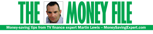 money header martin lewis