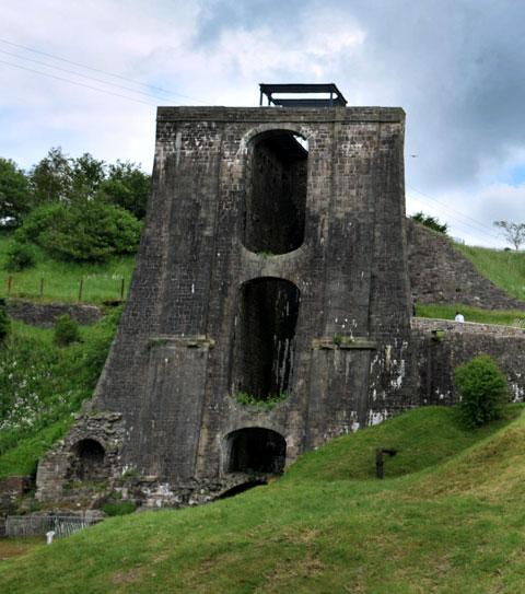 South Wales Argus: HISTORIC: The Blaenavon Ironworks