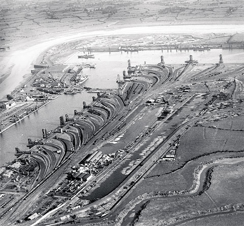 ARGUS ARCHIVE: 50 years ago - End for coal shipments from Newport