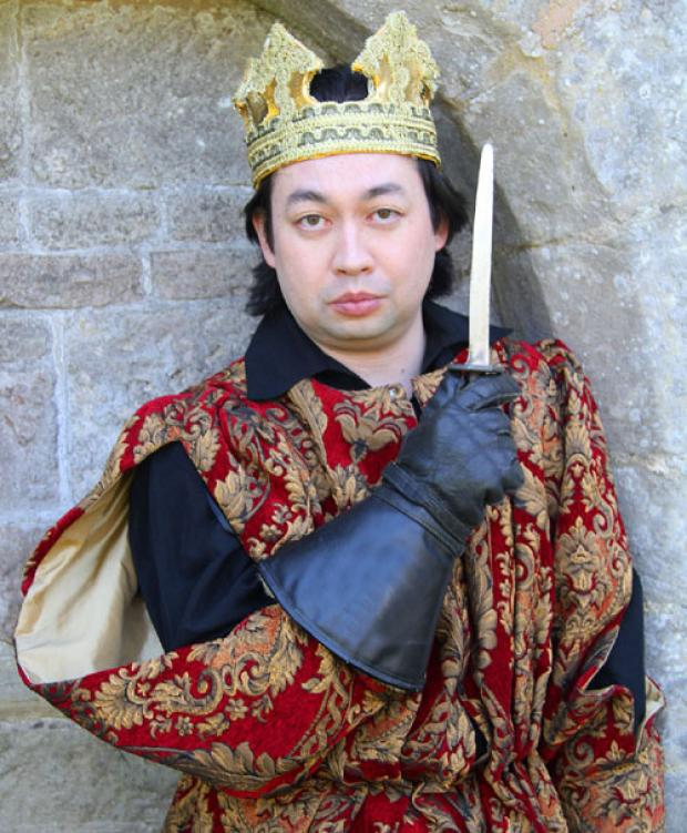 David Lee Jones as Richard III