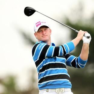 Jamie Donaldson claimed his first European Tour title
