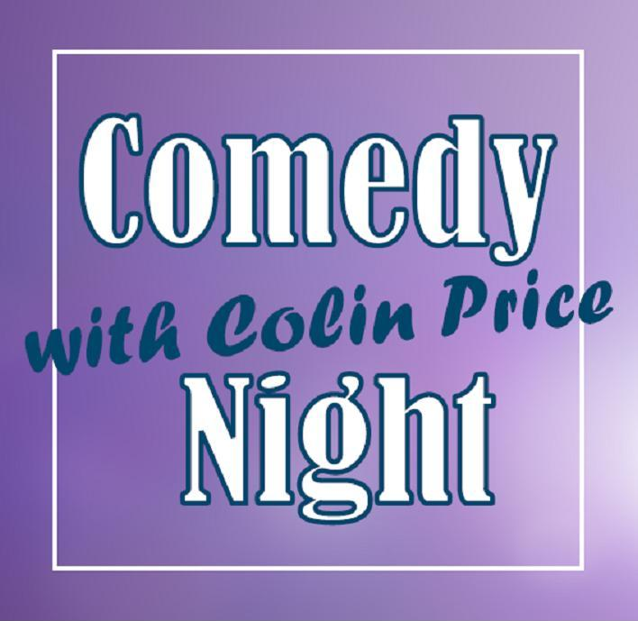 Comedy Night with Colin Price