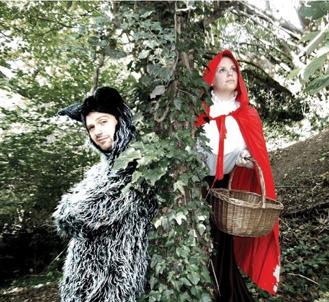 The Pantaloons will deliver a fresh version of stories from The Brother's Grimm