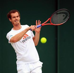 South Wales Argus: British tennis fans are behind Andy Murray as he attempts to make the Wimbledon final