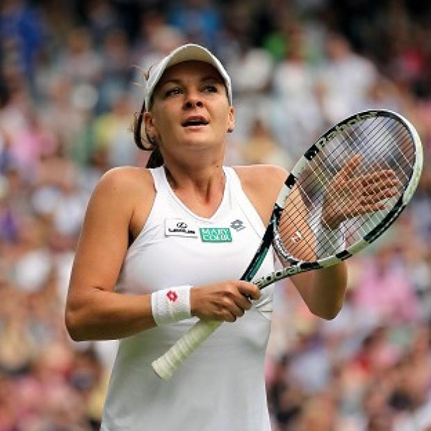 Poland's Agnieszka Radwanska could leap to number one in the world rankings