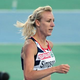 South Wales Argus: Jemma Simpson was left out of Great Britain's Olympics squad despite possessing the 'A' standard