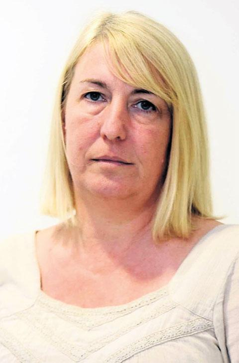'ENOUGH IS ENOUGH': Newport councillor and Farepak campaigner Debbie Harvey
