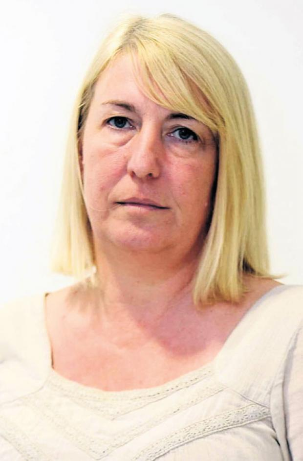 'MISLEADING': Newport councillor and Farepak campaigner Debbie Harvey