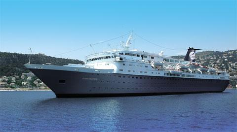The Ocean Countess, which will be sailing from Avonmouth in the new year
