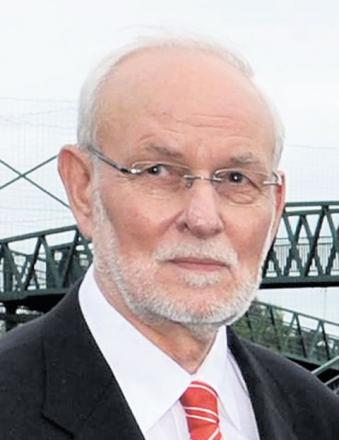 CUTS WARNING: Newport council leader Cllr Bob Bright