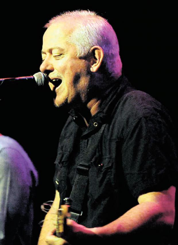 FIVE MINUTES WITH: Newport musician and painter Jon Langford
