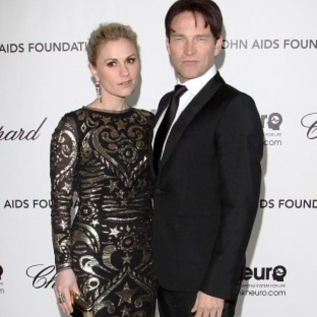 Stephen Moyer and Anna Paquin are expecting twins