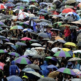 Britons should be able to put away their umbrellas from this weekend as the wait for summer is predicted to finally be over