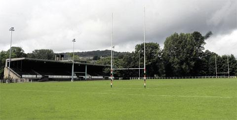 FIELD OF DREAMS: Pontypool Park