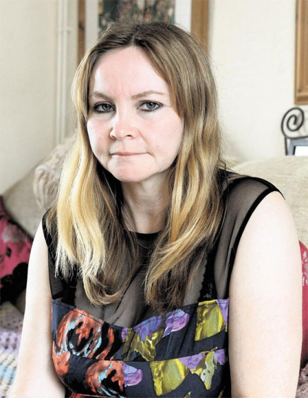 South Wales Argus: TRAGEDY: Rachel Hoare, whose son Luke Grace was killed in an accident at the roundabout in May
