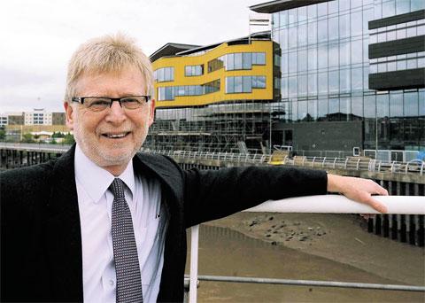 Graham Rogers university of wales newport